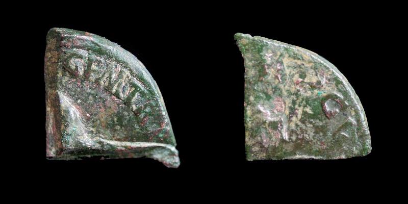 Fragments de monnaies - Page 2 Claude11