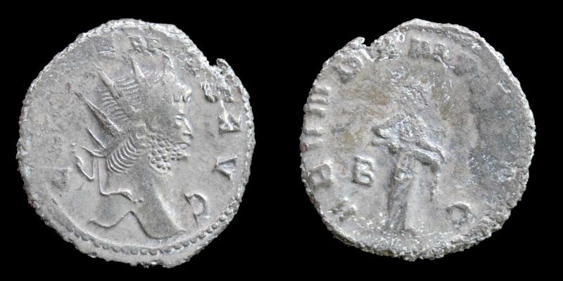 Quelques Auréliens Gallien & Salonine... Gallie12