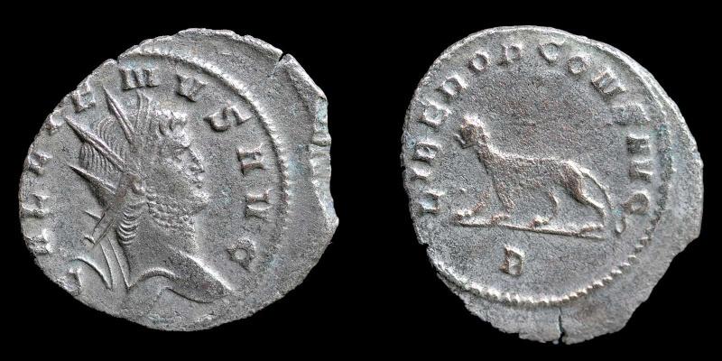 Quelques Auréliens Gallien & Salonine... - Page 2 Gallie33