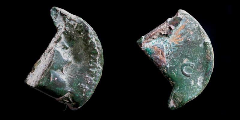 Fragments de monnaies - Page 2 Neron-11