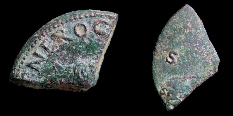 Fragments de monnaies - Page 2 Neron-13