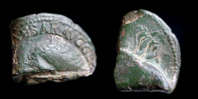 Fragments de monnaies - Page 3 Neron-14