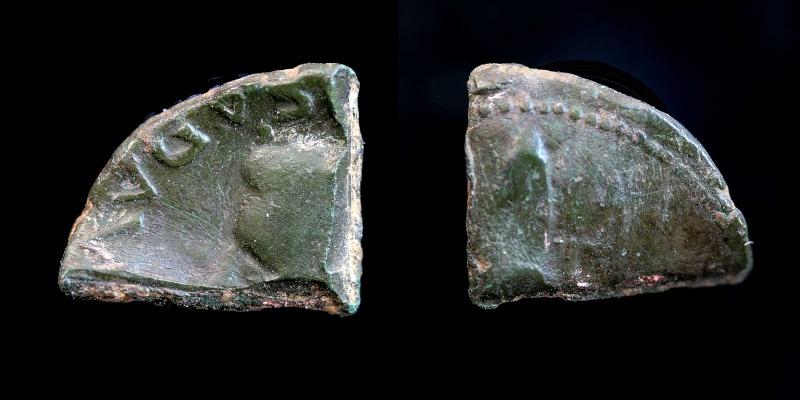 Fragments de monnaies - Page 2 Tibere10