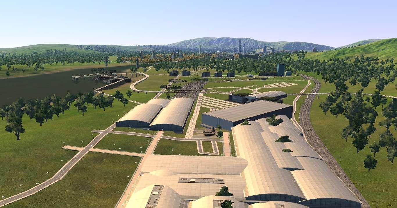Silith - Quelques infrastructures... 5 ans après ! - Page 4 Gamesc18