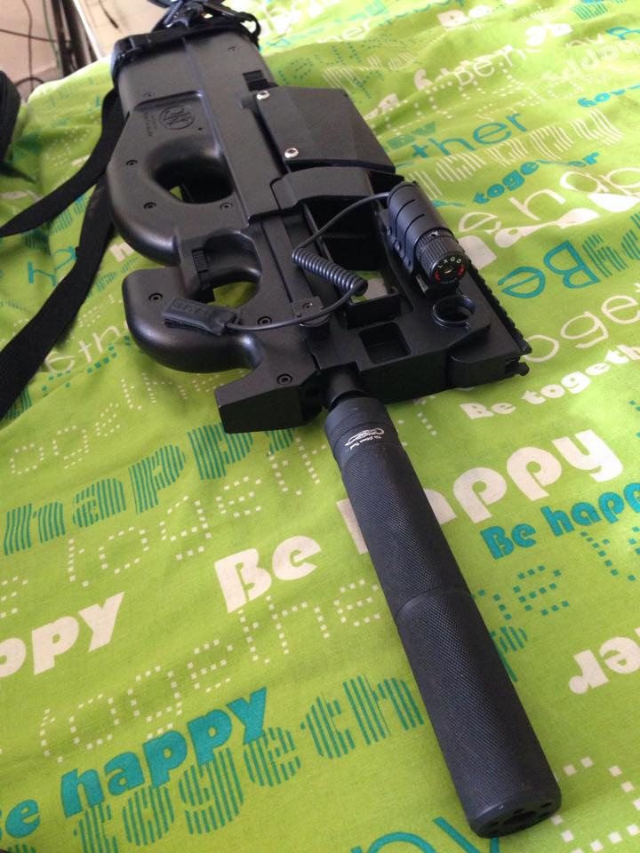 vend P90 King arms 10714810