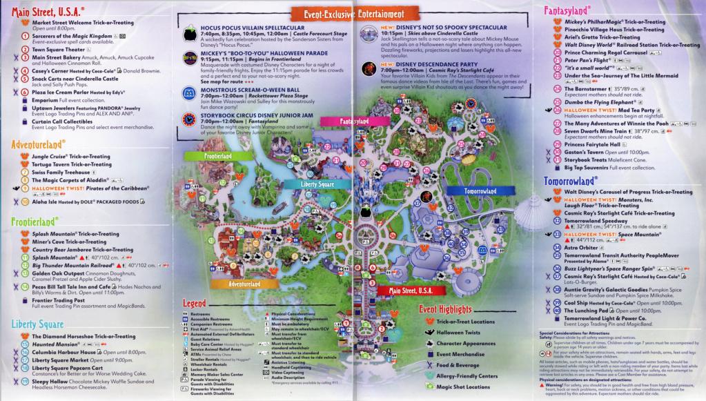 Trip Report : WDW et Universal - Toussaint 2019 en tête à tête avec ma  fille   - Page 3 Captu679