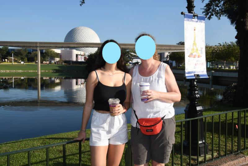 Trip Report : WDW et Universal - Toussaint 2019 en tête à tête avec ma  fille   - Page 3 Captu686