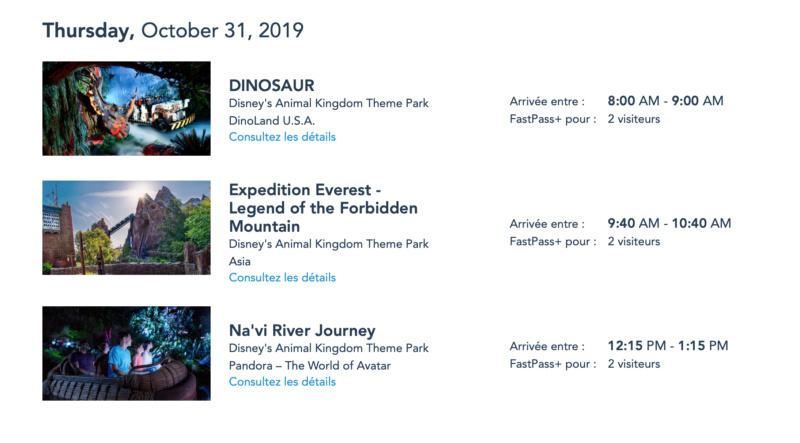 Trip Report : WDW et Universal - Toussaint 2019 en tête à tête avec ma  fille   - Page 6 Fp_31110