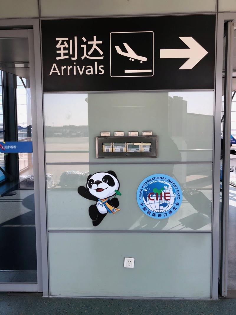 Une semaine à Shanghai et Disneyland Shanghai en novembre 2018: TR - infos et bons plans Img_5011