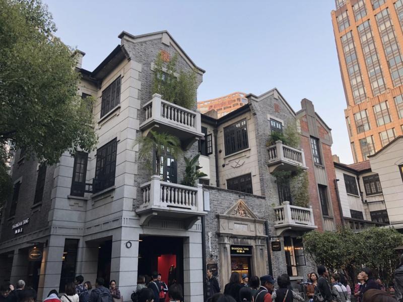 Une semaine à Shanghai et Disneyland Shanghai en novembre 2018: TR - infos et bons plans Img_5329