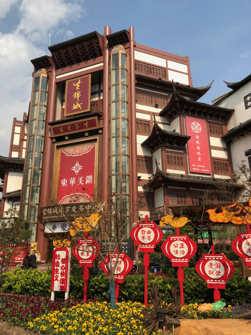 Une semaine à Shanghai et Disneyland Shanghai en novembre 2018: TR - infos et bons plans Img_5511