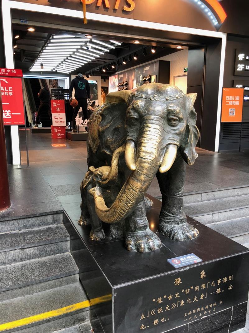 Une semaine à Shanghai et Disneyland Shanghai en novembre 2018: TR - infos et bons plans Img_5516