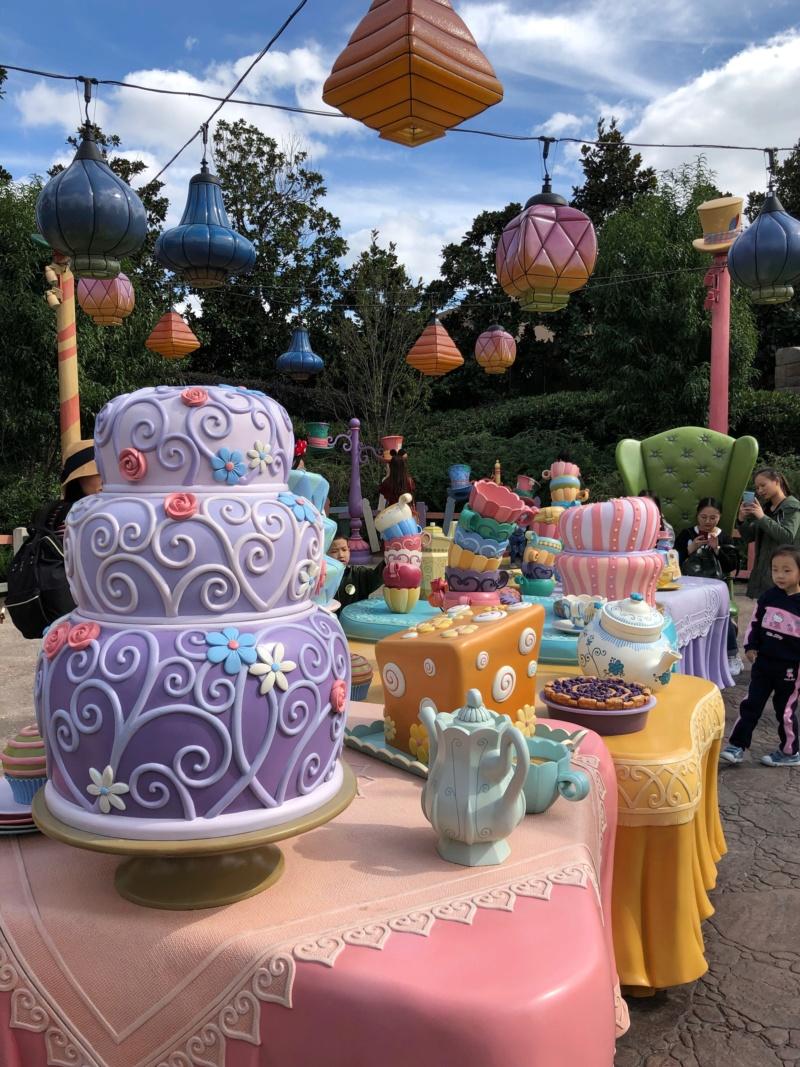 Une semaine à Shanghai et Disneyland Shanghai en novembre 2018: TR - infos et bons plans - Page 3 Img_6334