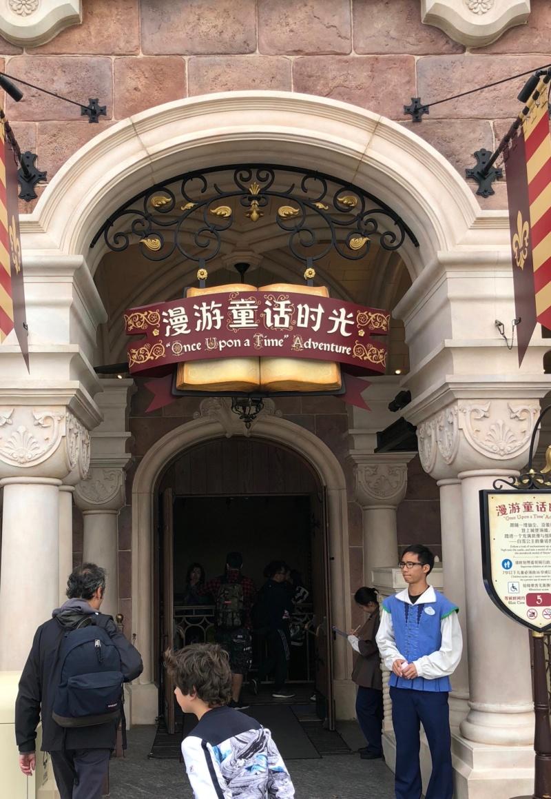 Une semaine à Shanghai et Disneyland Shanghai en novembre 2018: TR - infos et bons plans - Page 3 Img_6827
