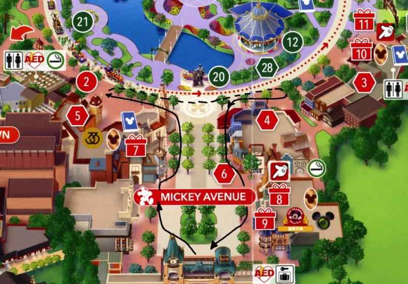 Une semaine à Shanghai et Disneyland Shanghai en novembre 2018: TR - infos et bons plans - Page 3 Mickey10