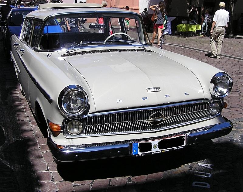 Opel Kapitän P2,6  114