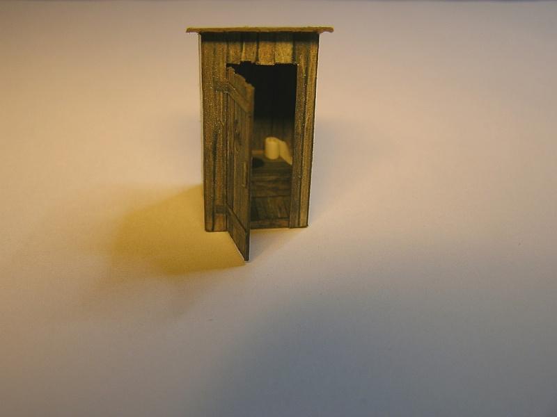 Ein kleines Häuschen für wichtige Bedürfnisse - 1:87 211