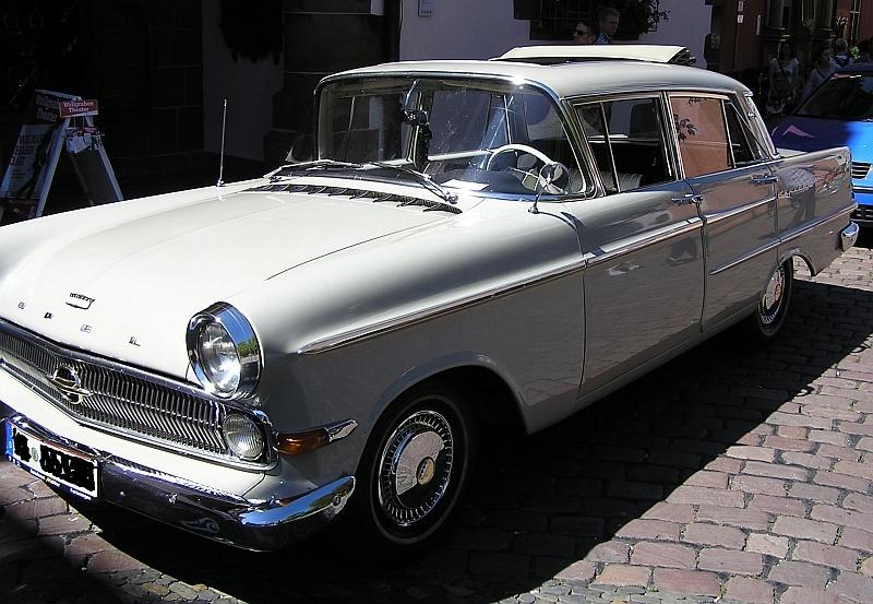 Opel Kapitän P2,6  213