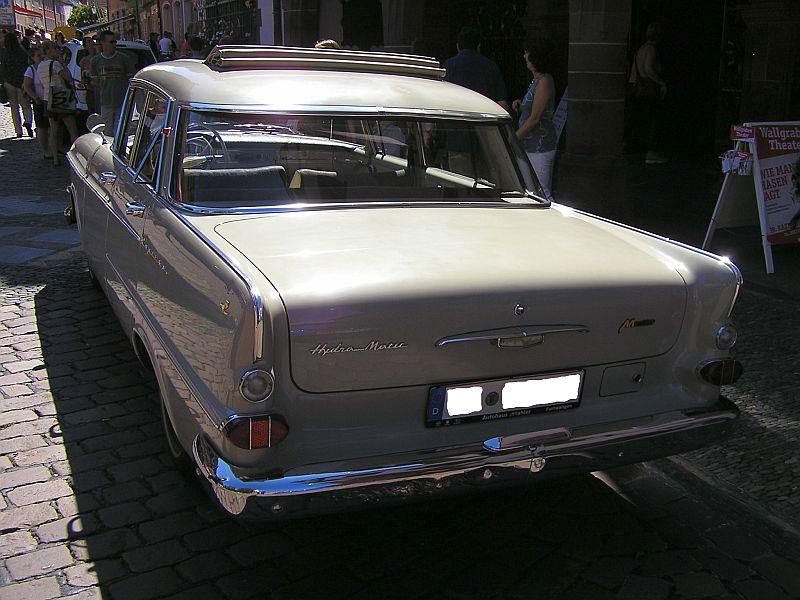 Opel Kapitän P2,6  313