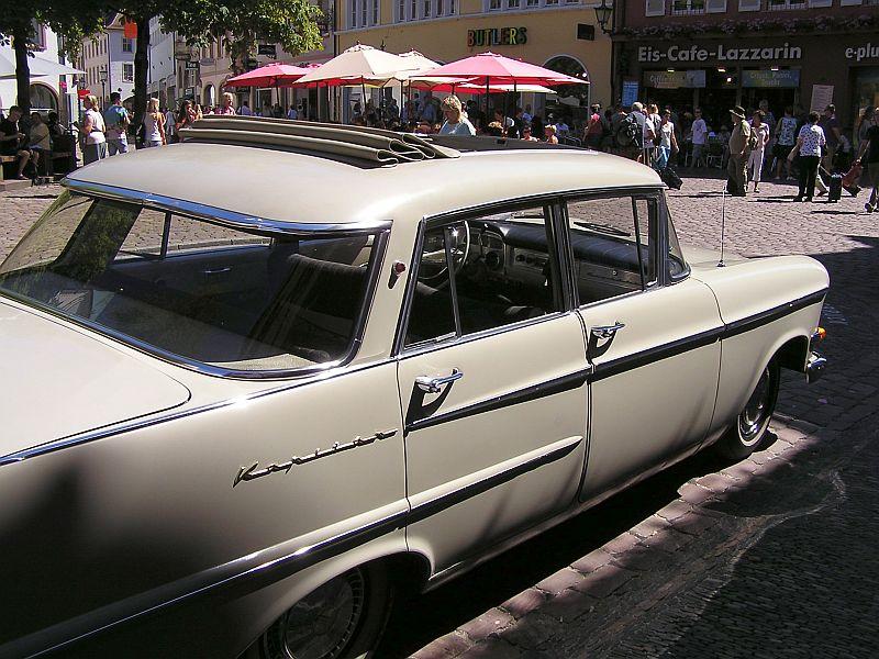 Opel Kapitän P2,6  413