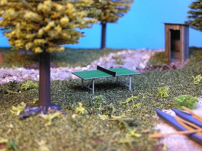 Gemeinsame Interessen - ein Diorama für zwei in 1:87 512