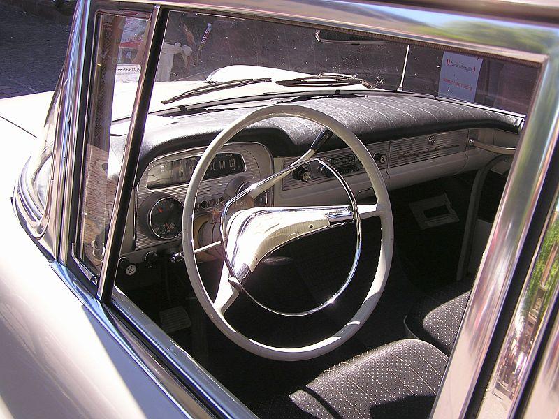 Opel Kapitän P2,6  513