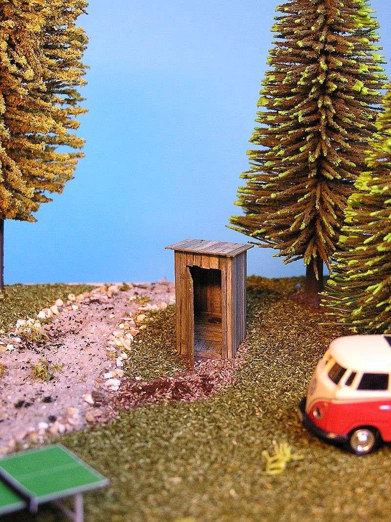 Gemeinsame Interessen - ein Diorama für zwei in 1:87 611