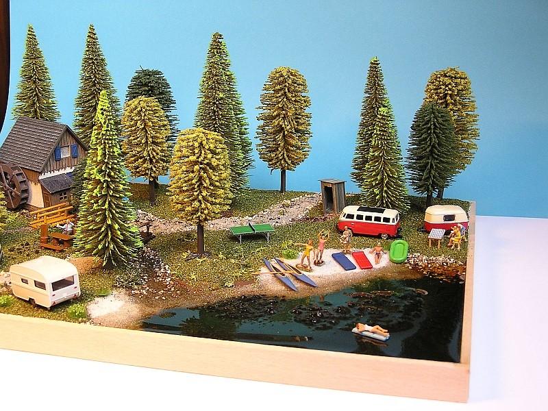 Gemeinsame Interessen - ein Diorama für zwei in 1:87 6a10