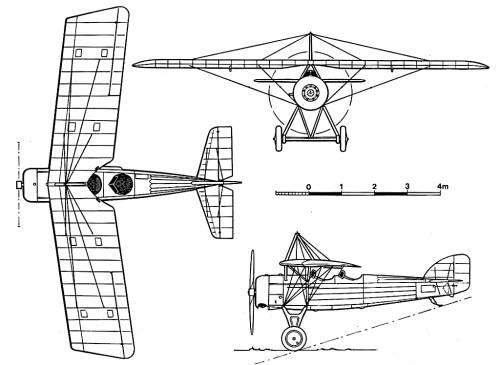 Morane MS138 Morane10