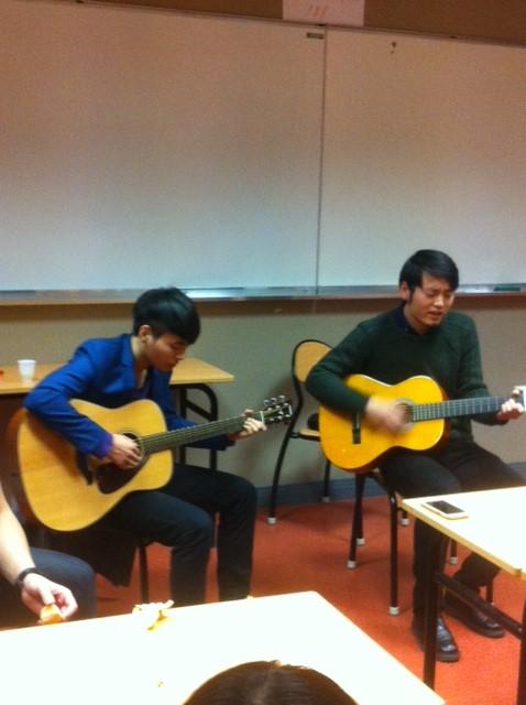 Noël au CUEEP de Calais avec les étudiants étrangers Chinoi14