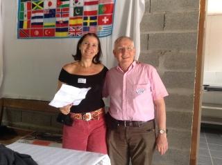 Pique-nique inter cafés polyglottes le samedi 28 juin 2014 (Souvenirs de la journée) Picnic11