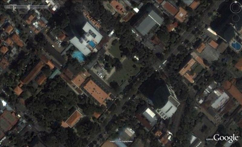 Ambassade Us à Saïgon - Vietnam Amb210