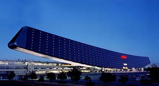 Solar Ark à Gifu - Japon Arc110