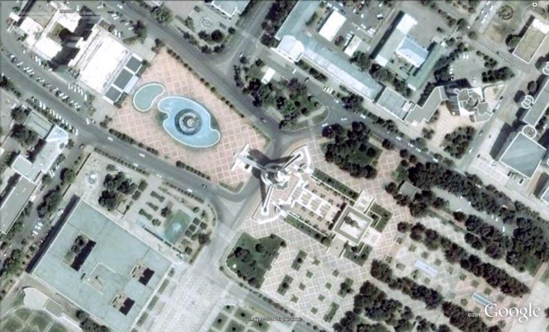 Arche d'Ashgabat - Turkménistan Arch210