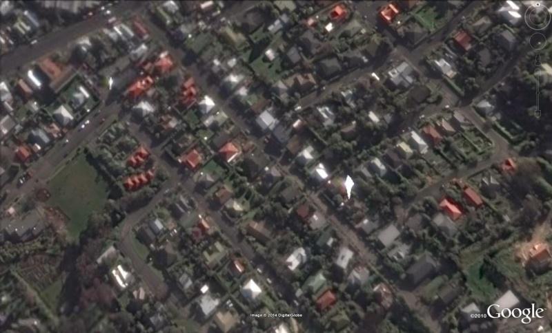 Baldwin Street : la rue la plus pentue du monde, Dunedin - Nouvelle Zélande Bad310