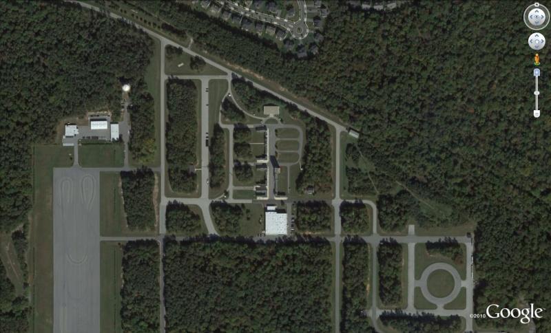Les services secrets dans le monde épiés avec Google Earth - Page 2 Ca10
