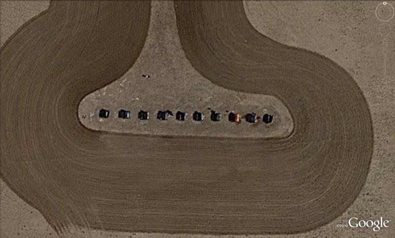 Cadillac ranch, Amarillo, Texas - USA Cad11