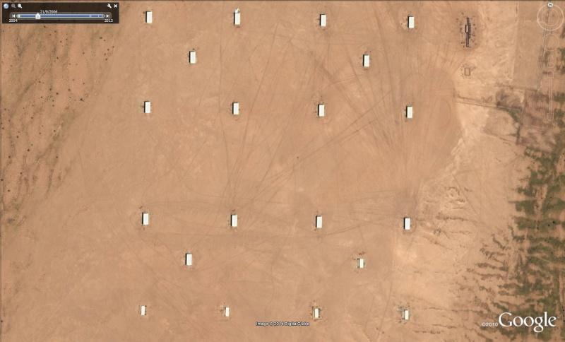 Constructions dans le desert - Soudan [C'est quoi ?] Camp11