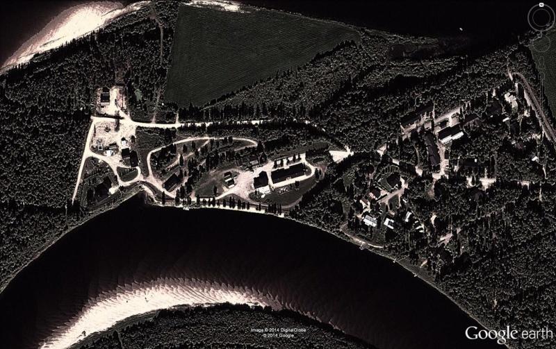 Diagonale européenne de Grense Jakobselv (NORVEGE) au Cap de Gate (ESPAGNE) Chalet11