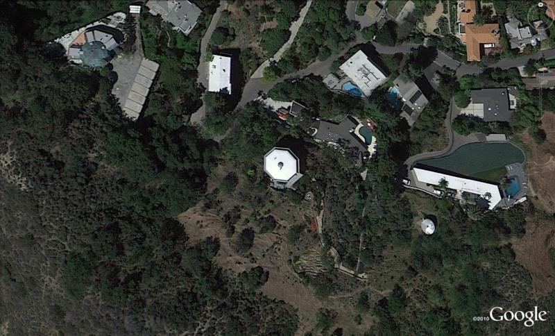 Chemosphere à Hollywood, Californie - USA Chen210
