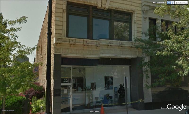 chess - Studios des Chess Records à Chicago, Illinois - USA [sujet restauré] Chess210