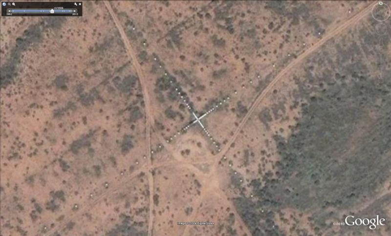 Croix immense à Fairbanks, Arizona - USA [C'est quoi ?]  Croi10