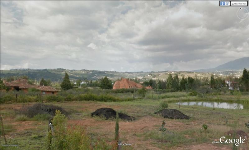 Maison en terre cuite à villa Leiva (ou Leyva) - Colombie Cui210