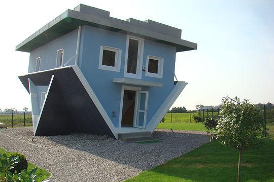 Maison à l'envers à Trassenheide - Allemagne Env110