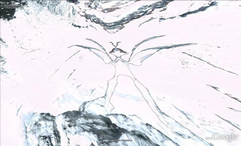 Alien sur l'Everest - Nepal Ext110