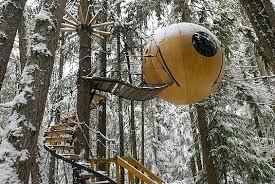 Free Spirit Spheres à Dunsmuir, Colombie Britannique - Canada Free110