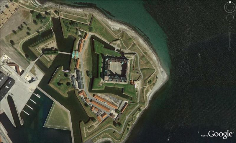 Chateau de Kronborg - Danemark Ham10