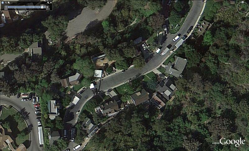 Lieux de tournages de films vus avec Google Earth - Page 2 House210