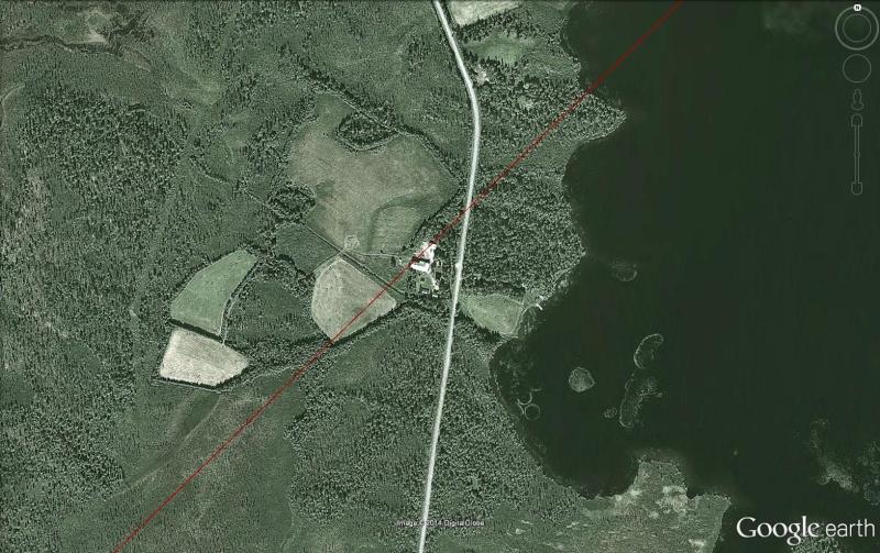Diagonale européenne de Grense Jakobselv (NORVEGE) au Cap de Gate (ESPAGNE) Jeu10
