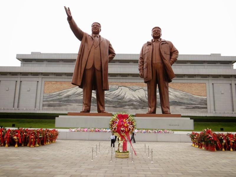 Statues Kim110